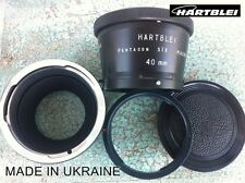 Pentacon Six 6 P6 Kiev 60 88CM+Salyut, K-88 Lens to Leica R Camera Adapter+MACRO