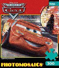 NEW Disney Pixar CARS Mater & McQueen Photomosaics 300 Piece Puzzle