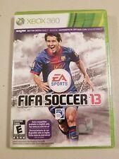 New - FIFA Soccer 13 (Microsoft Xbox 360, 2012)