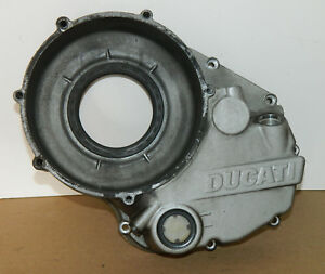Right Side Engine Clutch Cover Ducati Monster S2R1000 996 748 1000SS ST4S