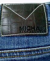 Michael Kors Jeans Women's Size 8 Mid Rise Medium Wash Stretch Boot Cut