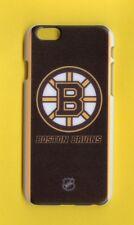 "BOSTON BRUINS Rigid Snap-on Case for iPhone 6 / 6S 4.7"" (Design 4)+FREE STYLUS"