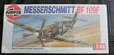 Airfix Messerschmitt Bf 109F Plastic Model Kit 1/48 Scale Factory Sealed
