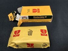 Kodak Kodacolor II Film for Prints Color Negative C126-20 Develop B4 Oct 1976