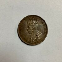 1911 Canada Large One Cent