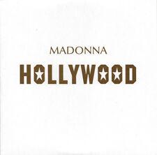 CD Single Promo MADONNA Hollywood