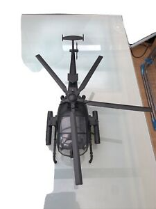 World Peacekeepers Helicopter