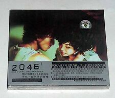 "Tony Leung ""2046 Original Movie Soundtrack"" Wong Kar-Wai (OST) CD"