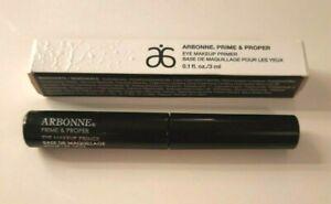BNWB Arbonne vegan eye shadow primer - prime & proper 3ml