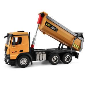 Wltoys 14600 1/14 2.4G Dirt Dump Truck RC Car Engineer Vehicle Models