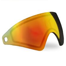 Bunkerkings VIO CMD Paintball Goggle / Mask Replacement Lens - HD Flare