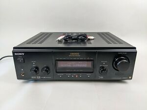 SONY TA-E9000ES A/V Stereo Pre-Amplifier Surround Processor AMP Tested & Cleaned
