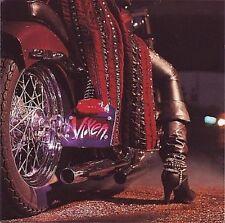 VIXEN Vixen 1988 LP UK EXCELLENT CONDITION VINYL LP RECORD WITH PRINTED INNER