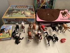 Breyer Reeve Horse Lot With Other Accessories