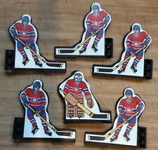 Original Coleco Table Hockey Players 1980's Montreal Canadians