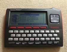 Franklin Dbe-1510 English To Spanish Electronic Dictionary