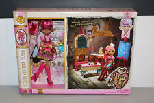 Ever AFTER HIGH, Sugar COATED, Ginger breadhouse, bambola, Set di gioco, doll, Playset