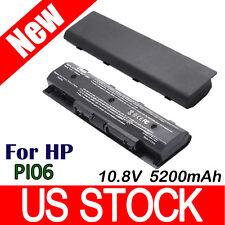 Battery for HP Envy PI06 HSTNN-LB4N 15-J053CL 15-j PN 709988-421 710416-001 US