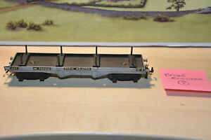 Hornby Dublo Meccano Model Railway M720550 30 Ton Bogie Bolster Wagon Nr Mint. 1