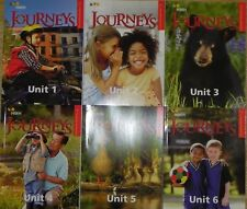 Journeys Decodable Readers 1st Grade Level 1 Set of 1 Paperback 6 Books
