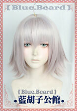 Fate/Grand Order Jeanne d'Arc alter Game Costume Cosplay Wig +Track NO +Free Cap