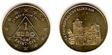 Saint-Die, 1 euro, 1997 - Euros temporaires des villes