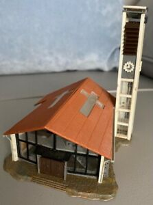 Vintage Faller Church for use with Model Railway Layouts