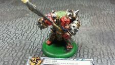 Troll Axer for Trollbloods Hordes USED Privateer Press Warmachine PAINTED