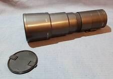 SIGMA AF TELE 72 mm 1 : 5.6 f= 400 mm Teleobjektiv Minolta Konica Sony E3150