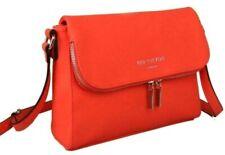 Orange Crossbody Bag Red Cuckoo Faux Leather Cross Body Handbag Shoulder Bag