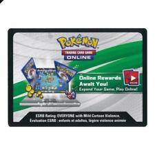 Pokemon Zoroark GX Collection Unused Code Card (Pokemon TCGO) Codes