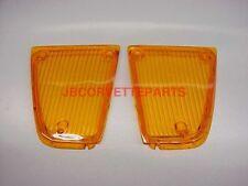 1972 72 Corvette Park Lamp Lens Set - NEW REPRO