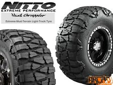 NITTO MUD GRAPPLER 33 X 13.5 X R15 PREMIUM MUD TERRAIN TYRE - PICKUP BAYSWATER