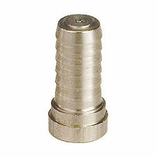 """Kegco Hu-Hp1-4 1/4"""" Stainless Steel Hose Plug"""