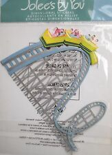 JOLEE'S BY YOU ROLLER COASTER NON ADHESIVE Fair Craft Dimensional Embellishment