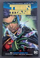 DC Comics Teen Titans TPB Rebirth Vol 1 Nightwing Robin Flash Damian Wayne