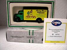 Corgi Bedford O Series Van  NSPCC  Ref.97123