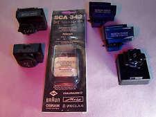 Metz SCA 300 3000 System / Blitzschuh-Adapter TTL SCA 300 310 343 / 3301 3401 OK