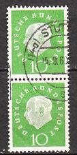 BRD 1959 Mi. Nr. 303 Paar Gestempelt  (3650)