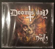 The Devil's Eyes by Doom's Day (CD, Mar-2014, PRC Music)