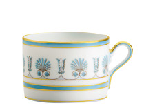 Richard Ginori 1735  Palmette Indaco teacup and saucer
