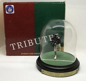 Terrell Davis 2000 Yards Rushed Figurine in Dome Upper Deck Tributes Denver NIB