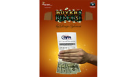 Buyer's Remorse (Gimmick+DVD) by Twister Magic Close up Magic Tricks Illusions