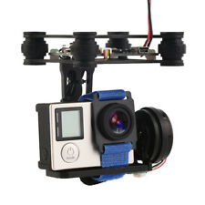 Hot Sale FPV 2 Axle Brushless Gimbal With Controller For Phantom GoPro 3 4