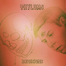 """PHYLUMS 'Decisions 7"""" NEW Goodnight Loving, Head On Electric Holy Shit oblivians"""