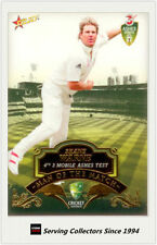 Shane Warne Select Cricket Trading Cards