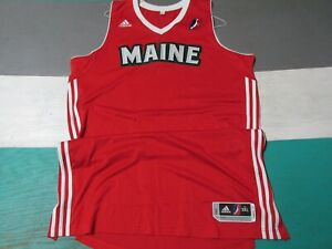 Maine Red Claws NBA NBDL D-League Adidas Pro Cut Team Issued Jersey 3XL +4 Red