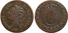 LOUIS XVI  1/2 SOL 1791 B ROUEN G.349