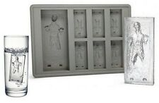 Star Wars Han Solo Silicone Fondant Mould Chocolate Sugarcraft Cake Ice Mold DIY