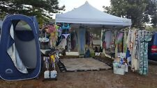Market stall pop up shop ladies women's girls clothing